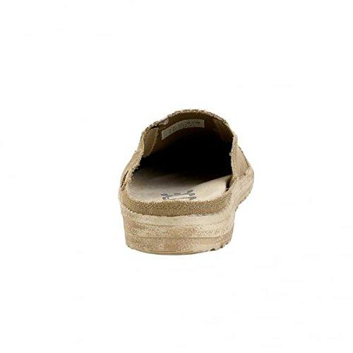 Dude Shoes Martin Kastanien Slip-On Braun