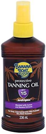 Banana Boat 236 ml Tanning Oil Spf 15