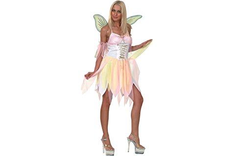 Imagen de juguetes fantasia  disfraz ninfa rosa adulto