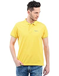Amazon.in  Pepe Jeans - T-Shirts   Polos   Men  Clothing   Accessories 2522d623d0
