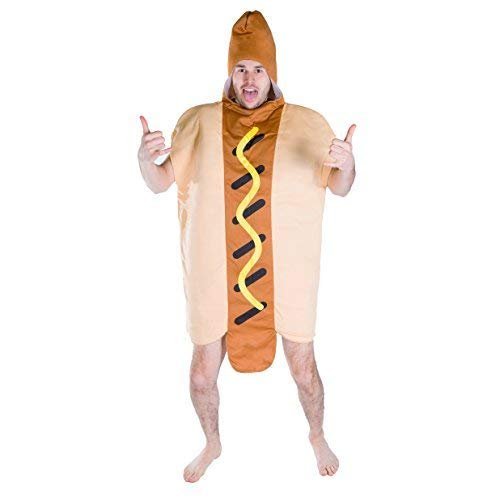 Bodysock® Hot Dog Kostüm