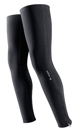 VAUDE Beinlinge Leg Warmer, Black, L, 03350