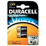 10 x Duracell Specialties Lithium battery CR2 2-pack