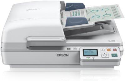 Preisvergleich Produktbild B11B205331BT - A4 / 40 PPM / 1200DPI / USB IN WORKFORCE DS-7500N SCANNER