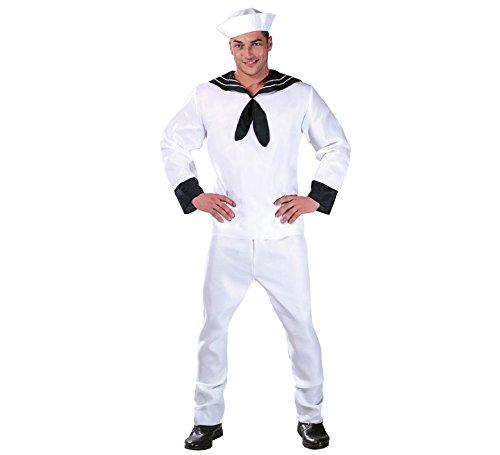 Guirca Costume vestito marinaio tg XL carnevale uomo 88145