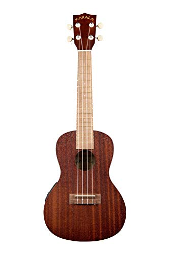 KALA Makala MK-CE (Acoustic-Electric) Concert Ukulele, with EQ