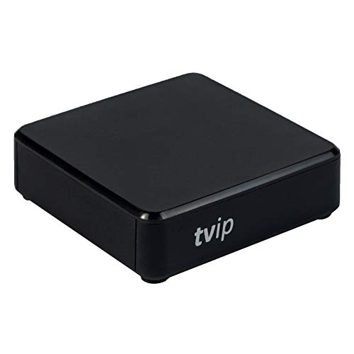 TVIP S-Box v.412se IPTV HEVC HD Linux Multimedia Stalker Interner IP TV Streamer 512MB RAM + 4GB Flash, MicroSD Card, EXT.IR, 2,4GHz WiFi