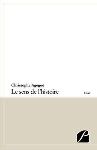 Le sens de l'histoire (Essai) par Christophe Agogué