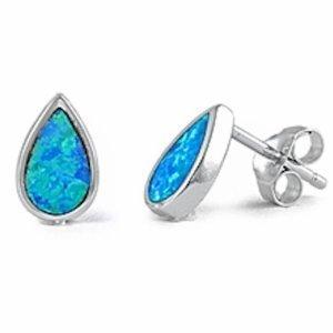 tear-drop-lab-created-blue-opal-925-sterling-silver-earrings-by-oxford-diamond-co