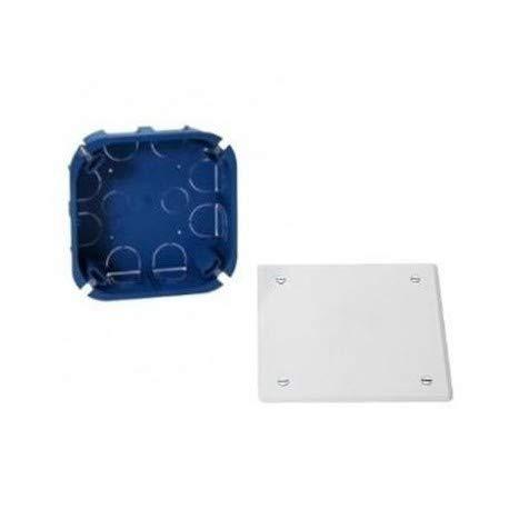 boite cloison sèche - schneider multifix - dérivation - 240 x 240 x 50 mm