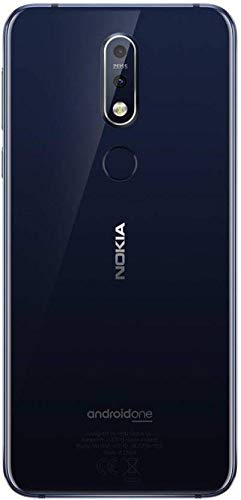 Nokia 6.1 (Blue, 6GB RAM, 64GB)