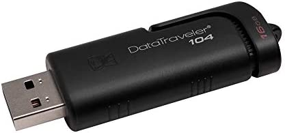 Kingston DT104 16 GB USB Flash Bellek
