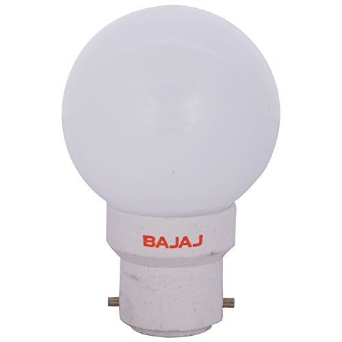 Bajaj 0.5W LED Bulb (White)