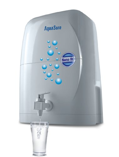 Eureka Forbes Aquasure Nano RO 4-Litre Water Purifier (White)