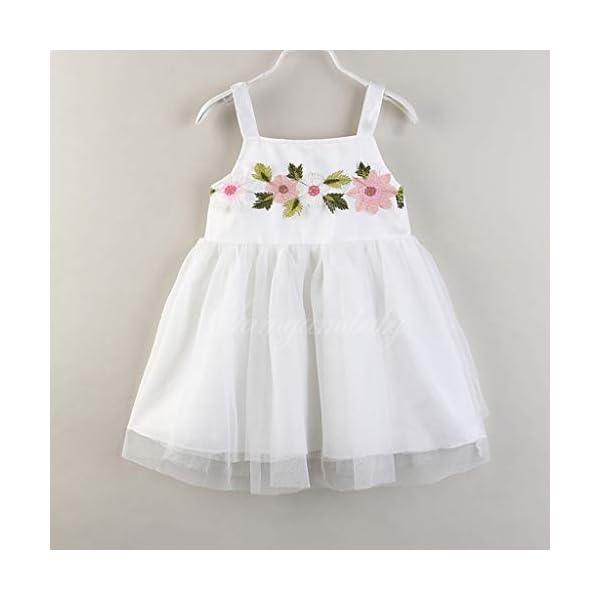 HEETEY - Vestido - para bebé niña 4