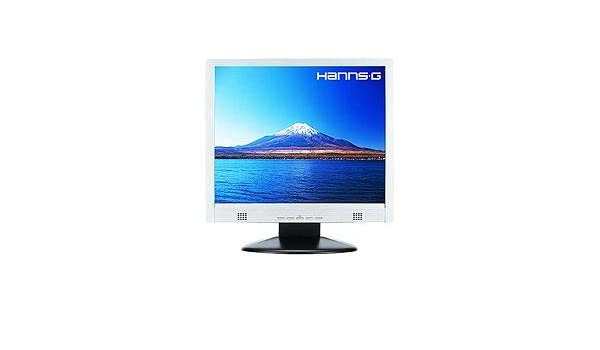 HANNS G HC174D MONITOR WINDOWS 7 DRIVERS DOWNLOAD