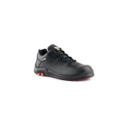 Jallatte - Chaussure de sécurité basse JALBISON X2 S3 CI HRO SRC - Jallatte Noir