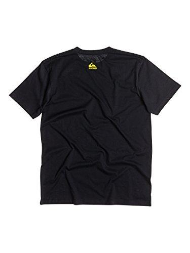 Quiksilver Herren T-Shirt Classic Everyday Active anthracite 3