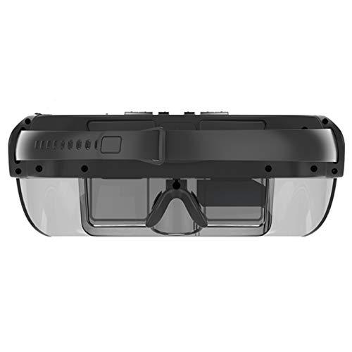 Wewoo VR-Brille, 98 Zoll (98 cm), Virtual Display, Monokular Video-Brille, Theatervideo, 8 GB Speicher, unterstützt 1080p, Musik, Image e-Book, TF-Karte, Spiele AV-in