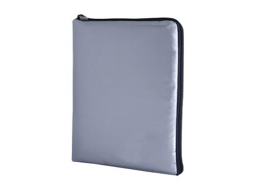 Preisvergleich Produktbild Trendbagz Truckz Net Tasche aus LKW Plane in Grau für Netbooks bis 11 Zoll und Tablet PC