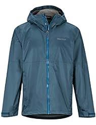 Marmot Precip Eco Jacket Imperméable, Veste de Pluie Homme, Hardshell, Coupe Vent, Respirant