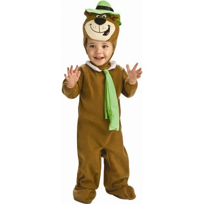 ume Child Toddler 2T-4T (Yogi Bear Kostüme)