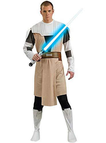 Obi Wan Wars Kenobi Clone Kostüm - Rubie's Obi Wan Kenobi Kostüm Clone Wars