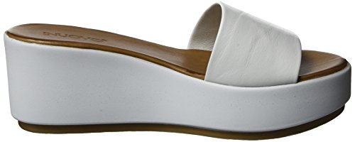 Inuovo 7112, Chaussures Compensées Femme Weiß (White)