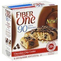 fiber-one-90-calorie-brownie-chocolate-chip-cookie-534-ounce-pack-of-4-by-general-mills