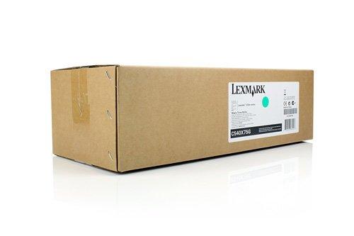 Preisvergleich Produktbild Original Resttonerbehälter passend für Lexmark C 540 N Lexmark 00C540X75G , 0C540X75G , C540X75G - Premium Tonerbehälter - Farblos - 18.000 Seiten