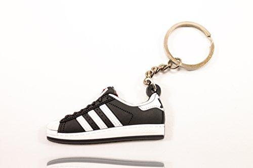 Preisvergleich Produktbild Sneaker Schlüsselanhänger Adi Superstar Classic 80s Schlüsselanhänger fashion für Sneakerheads,hypebeasts und alle Keyholder | ProProCo®