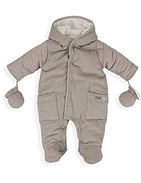 The Essential One - Baby Unisex Cozy Cord Schneeanzug - Grau - EO304