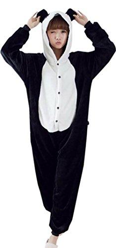 y-boa-1pc-pyjama-combinaison-coton-femme-taille-m-forme-panda