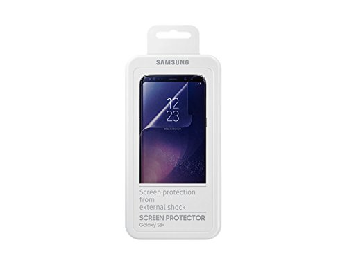 Samsung 2x lámina protectora de pantalla ET-FG955 para Galaxy S8+ - apropiado...
