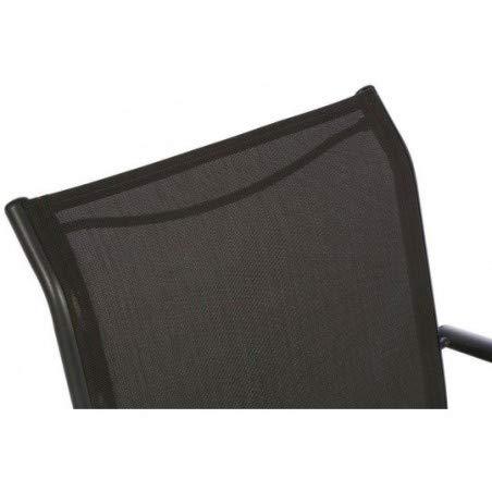 Zoom IMG-3 sedia impilabile piazza eminza antracite