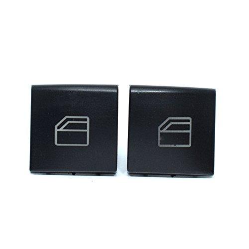2x Vorne Links Rechts Fensterheber Schalter Taste Tasten Taster Fensterheberschalter