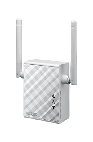 ASUS RP-N12Range Extender Universale N300 con funzione Access Point e Media Bridge