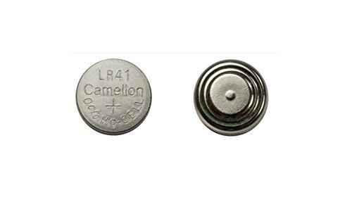Alkaline-Knopfzelle CAMELION AG3 1,5V, 10er-Blister
