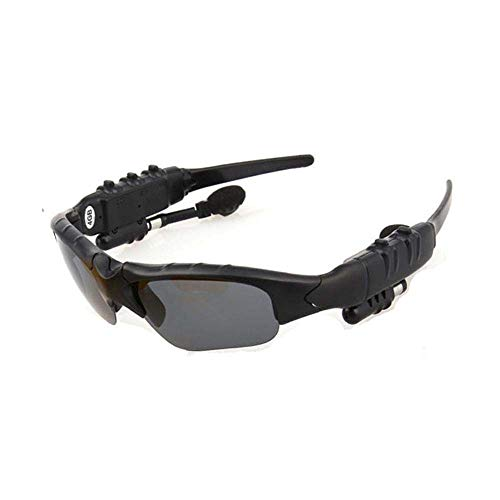 ZENWEN Stereo-Bluetooth MP3 Brille mit 4G Speicher hörbare Musik Rauschunterdrückung Stereo Telefon Sonnenbrille herunterladbare Lied Mir N und Frauen allgemein tragbare Business-Mikrofon