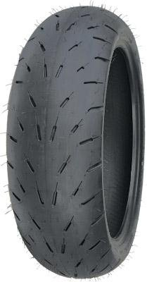 Shinko hook-up Drag Radial Rear moto pneumatici 190/50 - 17 XF87 - 4651 by Shinko