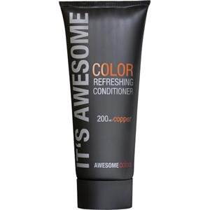 Awesome Colors Color Refreshing Conditioner Copper, 200 ml - Klimaanlage Color-glanz