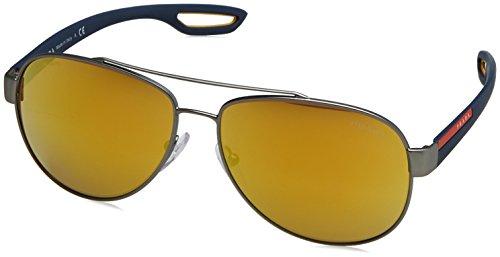 Prada Sonnenbrille Mod. 55QS TIG4J259 (59 mm) grau
