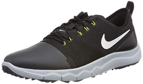 Nike Damen WMNS Fi Impact 3 Golfschuhe Mehrfarbig (Anthracite/White/Black/Wolf Grey 002), 38.5 EU