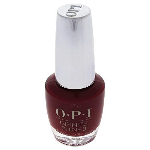 OPI Infinite Shine Nagellack, Big Apple Red,1er Pack (1 x 15 ml) (Opi Nagellacke)