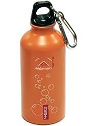 Elementerre Pear 400 - Cantimplora, color naranja, 400 ml