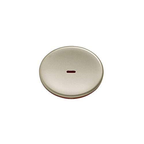 Niessen tacto - Tecla interruptor conmutador con visor tacto cava