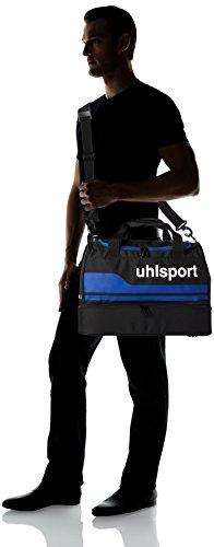 uhlsport Basic Line Spielertasche Schwarz/Royal