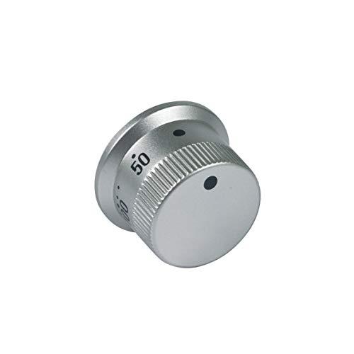 Bosch Siemens 422903 00422903 ORIGINAL Knebel Drehgriff Knopf Regelknopf Steckknebel Temperaturknebel Elektroherd Ofen Backofen Herd auch Constructa Neff Balay Gaggenau - Elektroherd Knopf