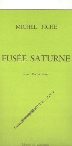 Fusée saturne pour Flûte et piano