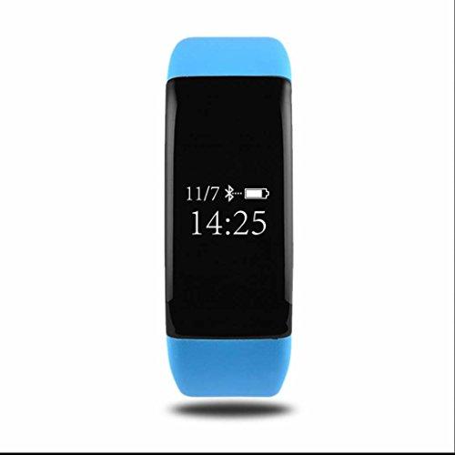 Fitness Armband Schrittzähler Fitness Tracker Pulsmesser Sport Armband Mit Pulsoximeter Schlaf Monitor Und Sedentary Reminder Smart Fitness Tracker Kalorienzähler Kilometerzähler Für Android Und Ios